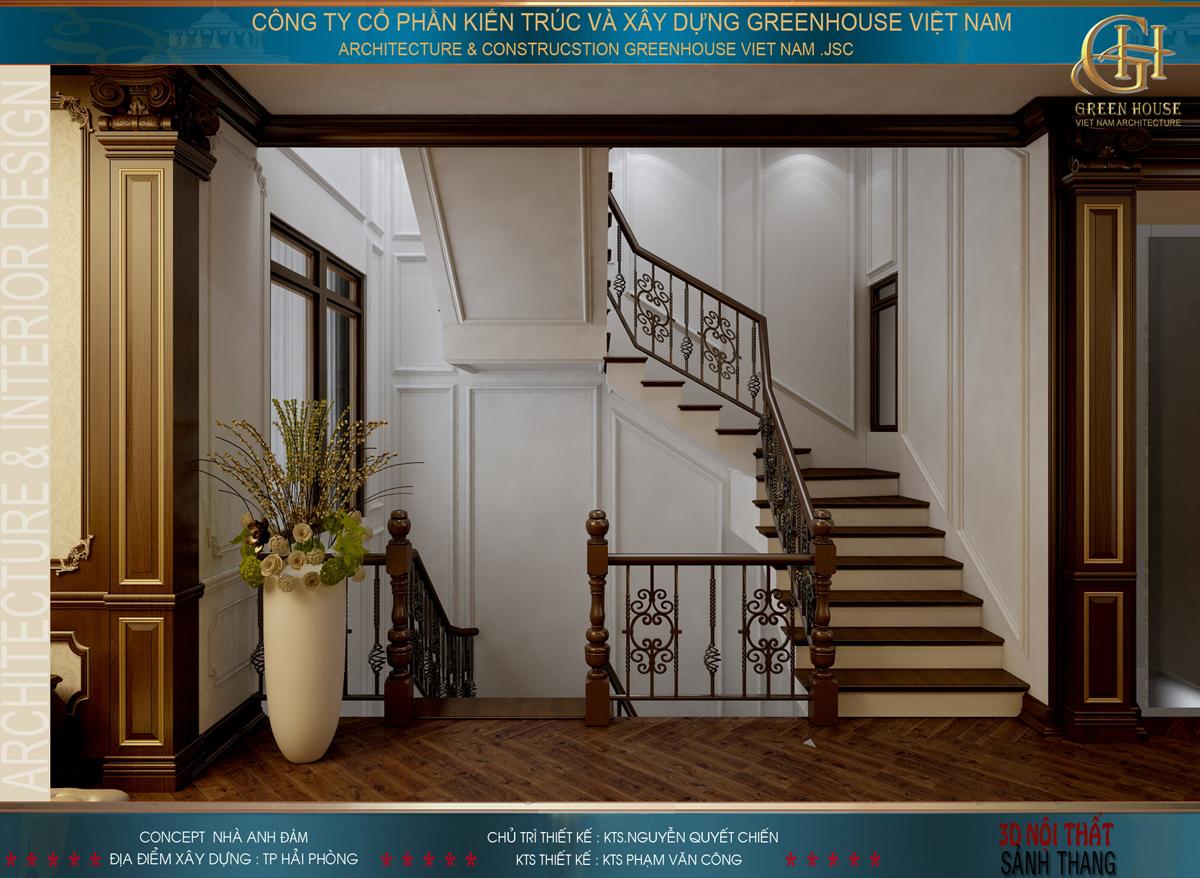 thiết kế nội thất nhà