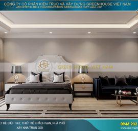 thiết kế nội thất phòng ngủ đẹp hoàn mỹ