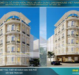 thiết kế khách sạn đẹp níu chân du khách