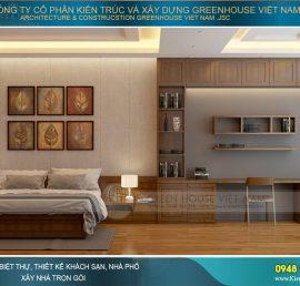 ý tưởng thiết kế nội thất phòng ngủ đẹp
