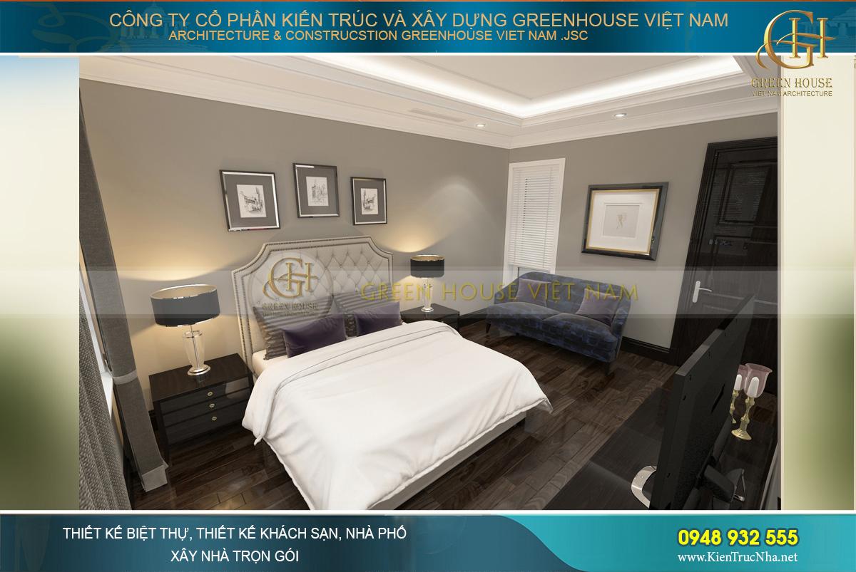 thiết kế và thi công biệt thự tân cổ điển tại Bắc Giangthiết kế và thi công biệt thự tân cổ điển tại Bắc Giang