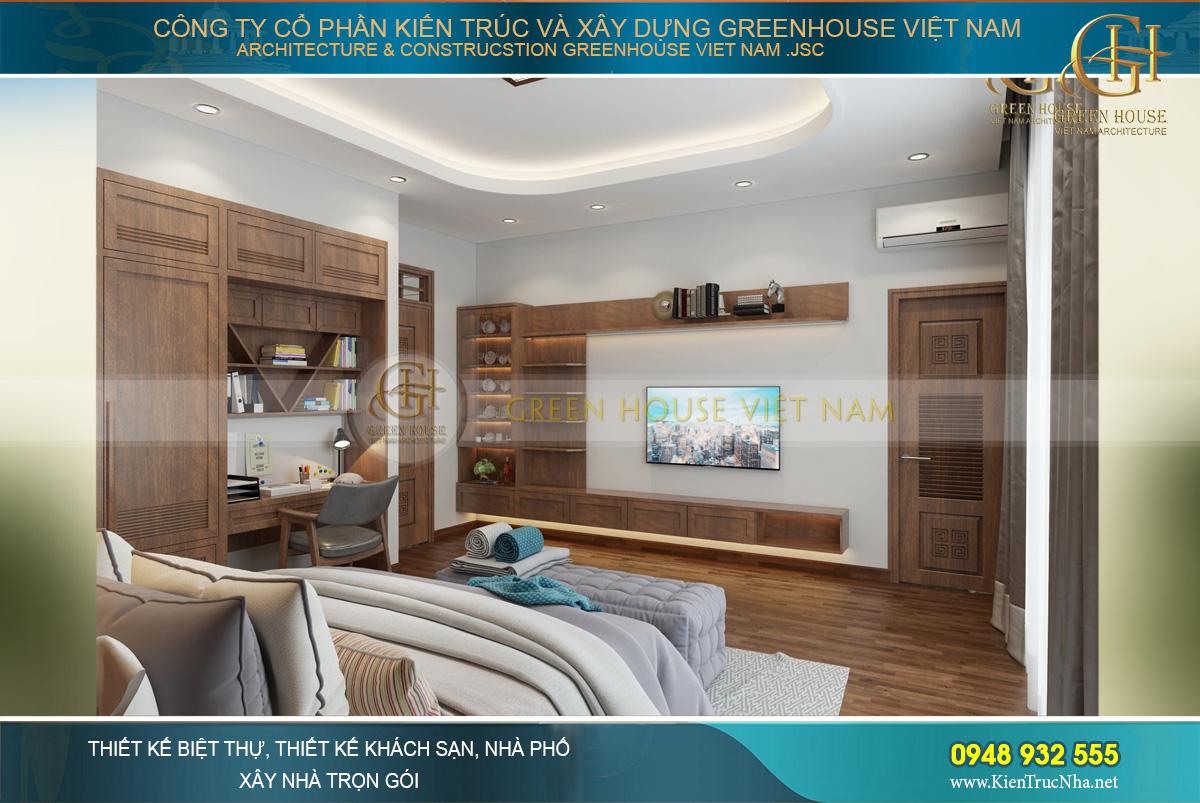 nội thất nhà phố giả biệt thự Ninh Bình