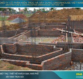 lưu ý khi khởi công xây nhà